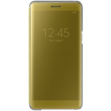 Samsung Clear View Cover для Samsung Galaxy Note 7 EF-ZN930CYEGRU Желтый