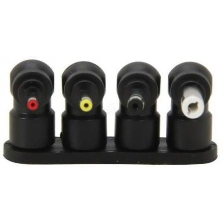 Зарядное устройство ASUS 65W-02 SLIM ADAPTER для ноутбуков и планшетов (65w, универсальный порт, USB, 90-XB3J00PW00080-)