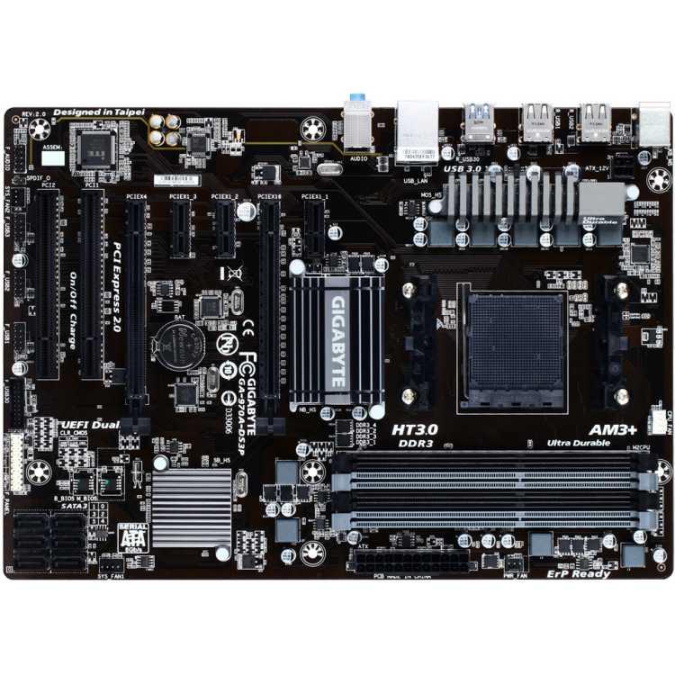 GIGABYTE GA-970A-DS3PV2.0/V2.1