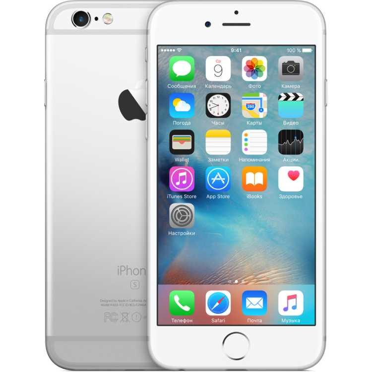 Apple iPhone 6s Как новый, 128Гб