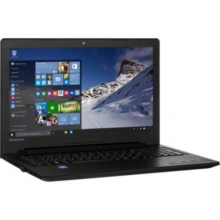 "Lenovo IdeaPad 300-15IBR 80M300M9RK 15.6"", Intel Celeron, 1600МГц, 4Гб RAM, DVD-RW, 500Гб, Черный, Wi-Fi, Windows 10, Bluetooth"