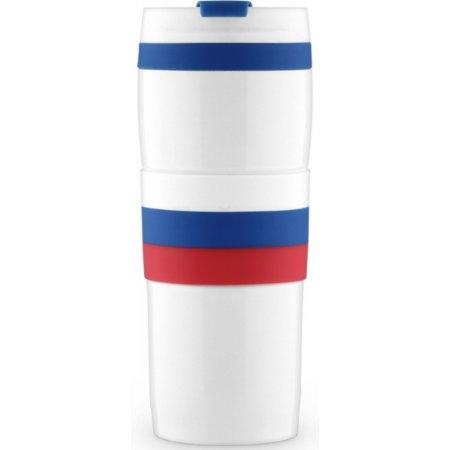 LaPlaya Tricolor Mug Белый, Термокружка, 380мл