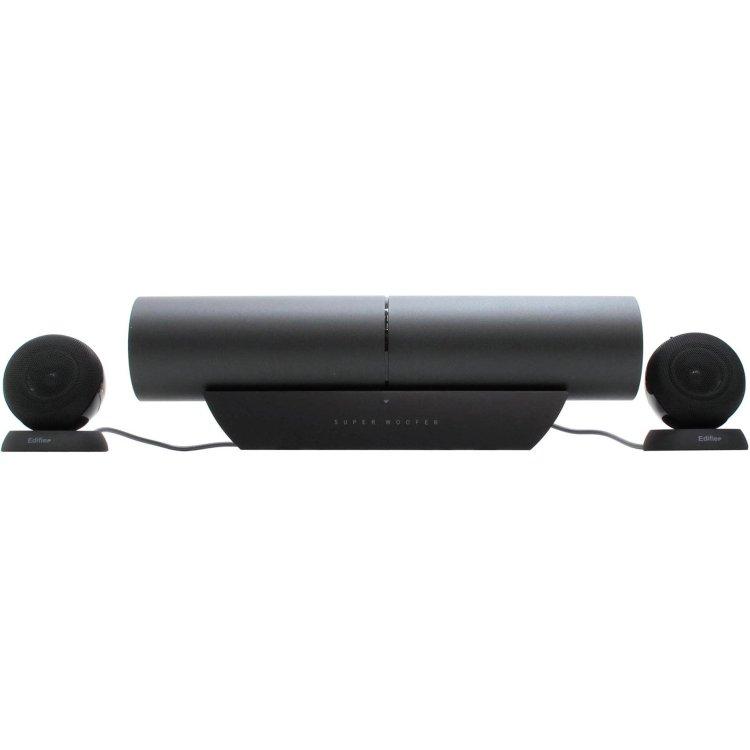 Edifier MP300 Plus, 2.1, mini jack, Пластик