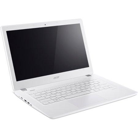 "Acer Aspire V3-372-59AU 13.3"", Intel Core i5, 2300МГц, 8Гб RAM, DVD нет, 1Тб, Белый, Wi-Fi, Windows 10, Bluetooth"