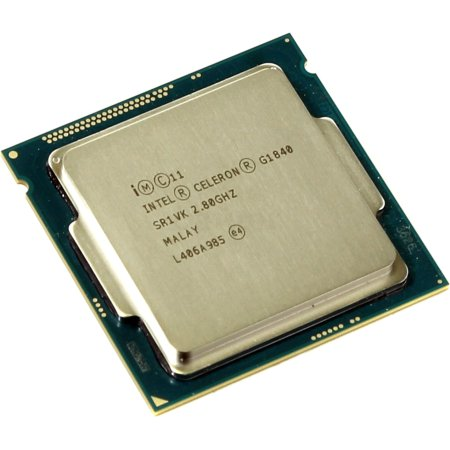 Intel Celeron G1840 Haswell 2800МГц, BOX, no ECC