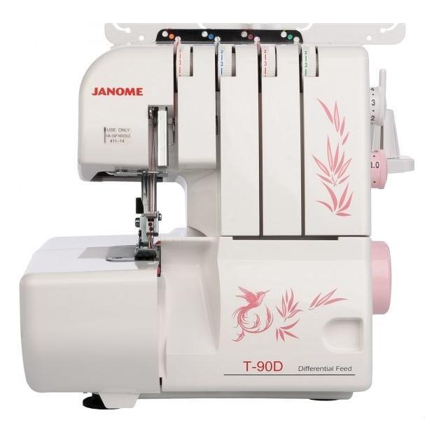 JANOME T-90D 4933621706630