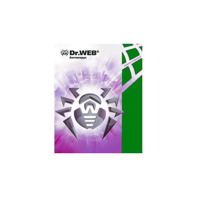 Dr.Web 1, Продление лицензии