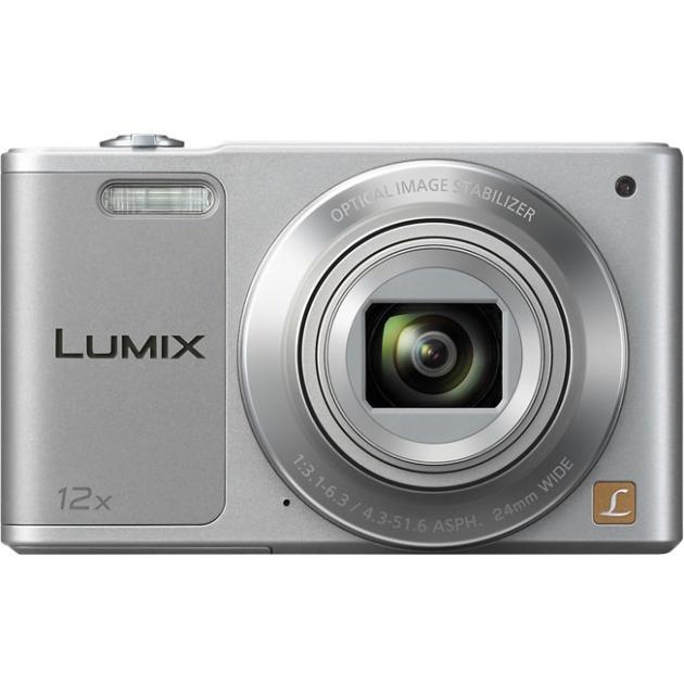 Panasonic Lumix DMC-SZ10 Стальной, 16 DMC-SZ10EE-S