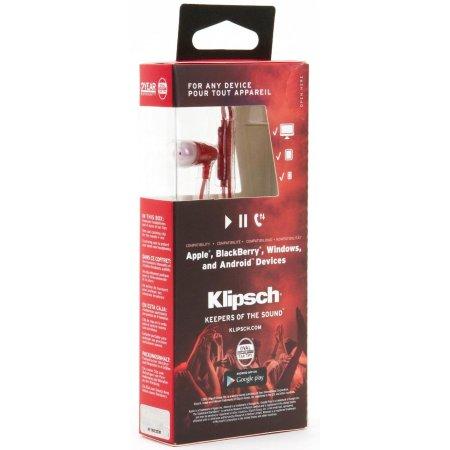 Klipsch S3M HP Красный