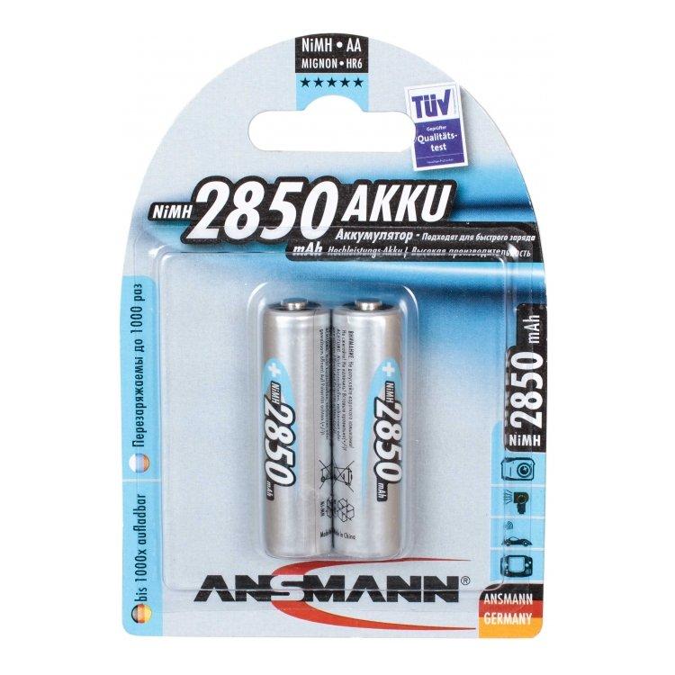 Ansmann Professional AA 2850