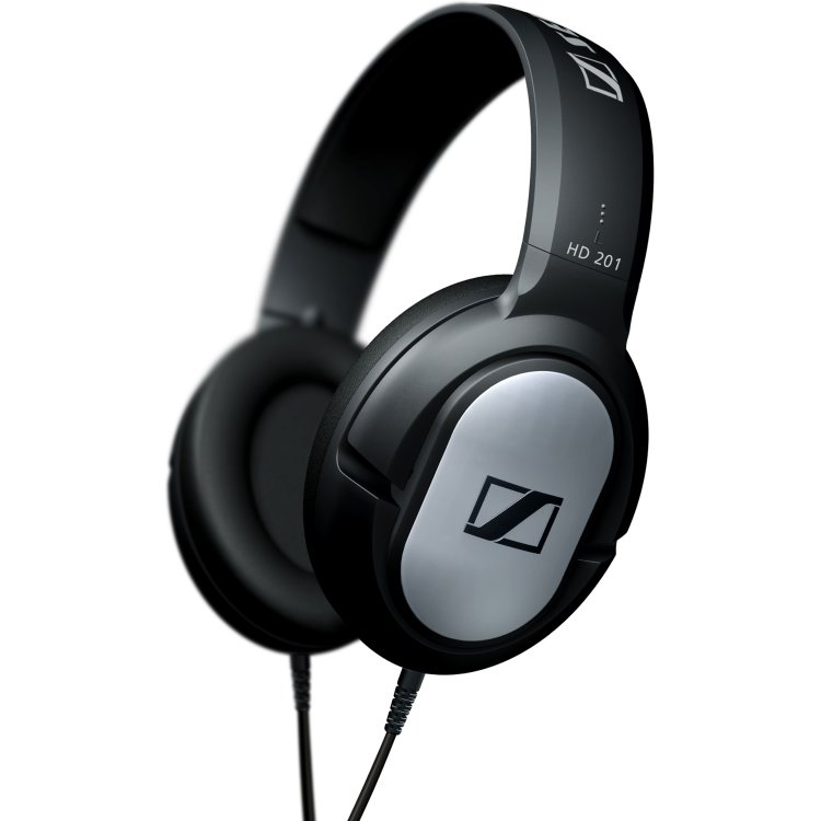 Купить Sennheiser HD 201 в интернет магазине бытовой техники и электроники