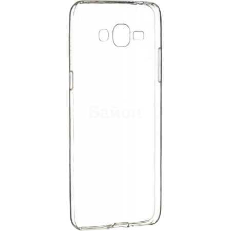 iBox Crystal УТ000007062 накладка, силикон, Прозрачный
