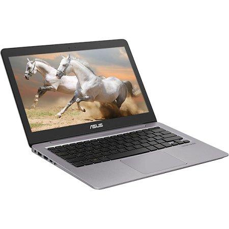 "ASUS Zenbook Pro UX310UA 13.3"", Intel Core i3, 2300МГц, 8Гб RAM, DVD нет, 1Тб, Серебристый, Wi-Fi, Windows 10 Pro"