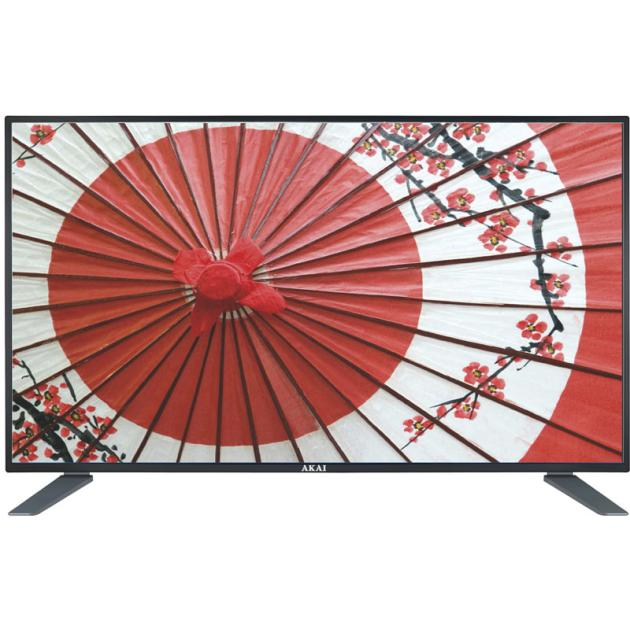 "Akai LES-65B47M 65"", Черный, 1920x1080, Wi-Fi, Вход HDMI"