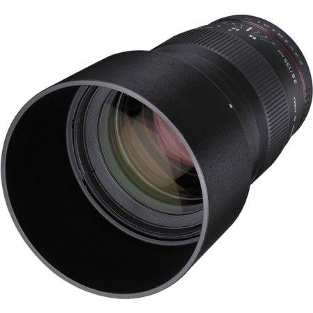 Samyang 50mm f/1.2 AS UMC CS Fujifilm X Телеобъектив, Micro 4/3, Совместимость с полнокадровыми фотоаппаратами