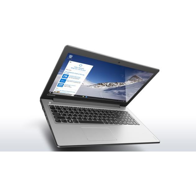 Lenovo Ideapad 310 SSD 128GB HDD 500GBНоутбуки<br>Объем видеопамяти 1024 Мб , Bluetooth, Wi-Fi, Объем диска 500Гб , Объем оперативной памяти 4Гб RAM , Гарантия фирмы производителя 1 г., ОС Windows 10 , Процессор I...<br><br>Артикул: 1288933<br>Специальные предложения: Новинка<br>Производитель: Lenovo<br>Цвет товара: Серебристый<br>Диагональ экрана: 15.6  (39.6 см)<br>Процессор: Intel Core i3<br>Частота процессора: 2300 МГц<br>Оптический привод: DVD нет<br>ОС: Windows 10<br>Гарантия фирмы производителя: 1 г.<br>Объем диска: 500Гб<br>Объем оперативной памяти: 4Гб RAM<br>Объем видеопамяти: 1024 Мб<br>Wi-Fi: Да<br>Bluetooth: Да<br>3G: Нет<br>WiMAX: Нет