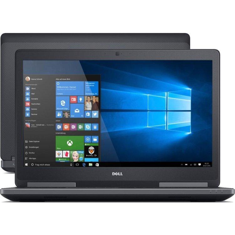 Dell Precision 7710 Intel Core i7, 2700МГц, 1500Гб, Windows 7, Windows 10