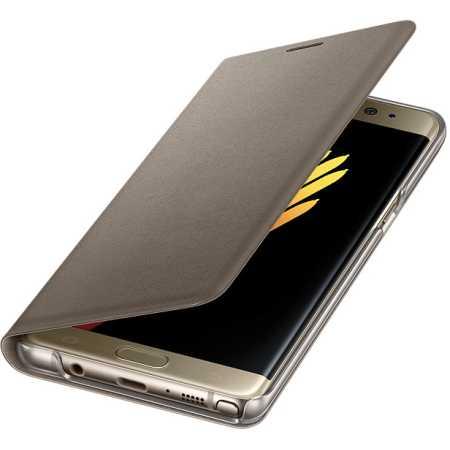 Samsung LED View Cover для Samsung Galaxy Note 7 EF-NN930PFEGRU Золотой