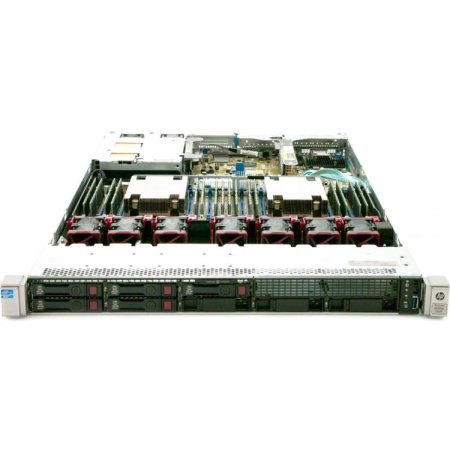 HP DL360 Gen9 848736-B21 LGA2011 (R), нет, 1U