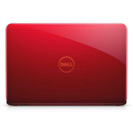 "Dell Inspiron 3162 11.6"", Intel Celeron, 1600МГц, 2Гб RAM, DVD нет, 500Гб, Красный, Wi-Fi, Windows 10, Bluetooth"