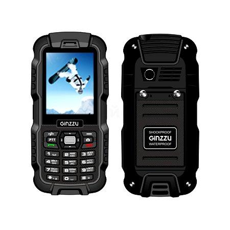 Ginzzu R6 Dual Черный, 0.064Гб, 2 SIM