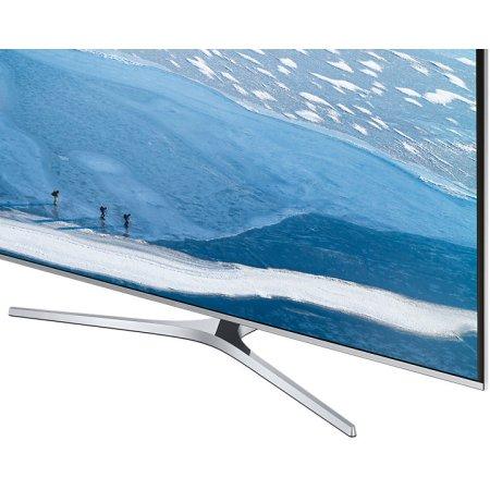 "Samsung UE40KU6470 40"", Серебристый, 3840x2160, Wi-Fi, Вход HDMI"