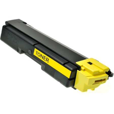 Kyocera TK-590C Желтый, Картридж лазерный, Стандартная, нет