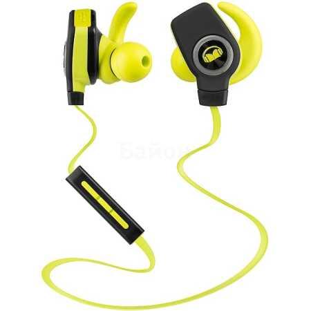 Monster iSport Bluetooth Wireless SuperSlim In-Ear