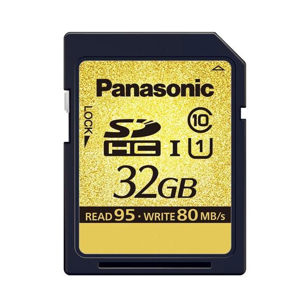 Panasonic RP-SDA32GE1K SDHC, 32Гб, Class 10