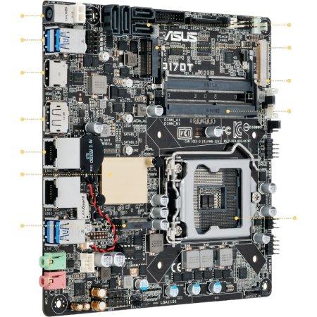Asus Q170T mini iTX