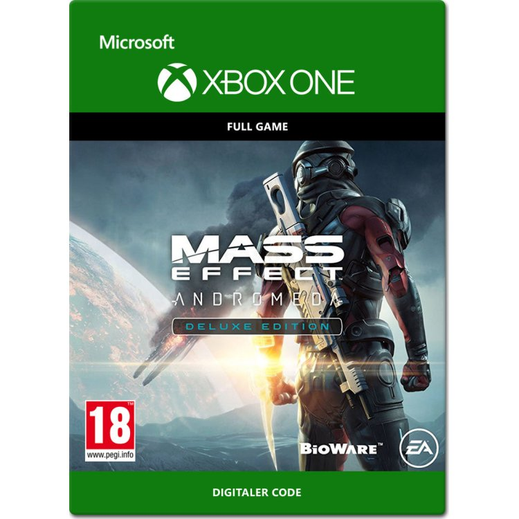 Mass Effect: Andromeda Deluxe Edition Pre-order