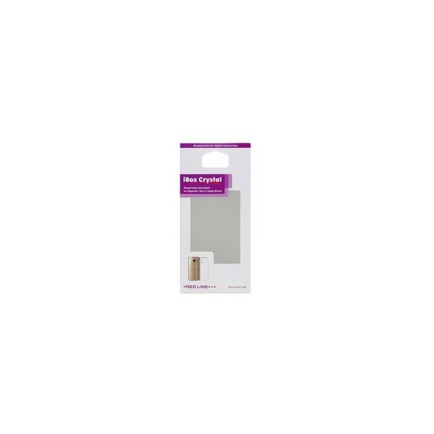 iBox Crystal YT000009261 накладка, силикон, Прозрачный