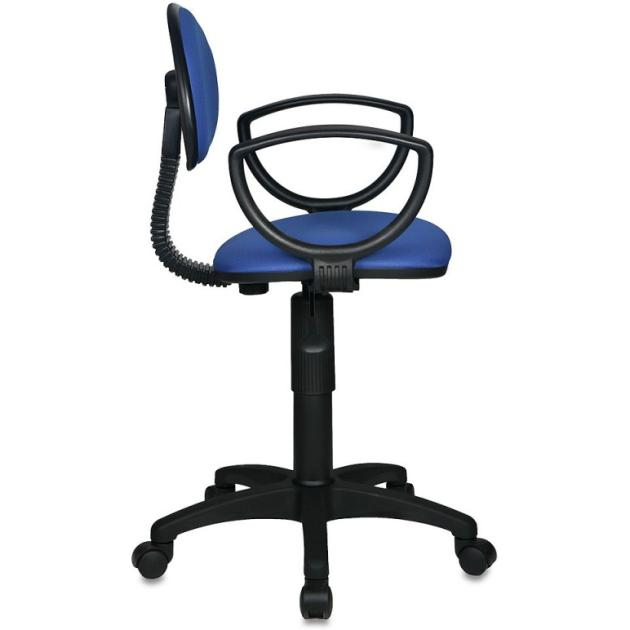 Кресло Бюрократ CH-213AXN/15-10 темно-синий