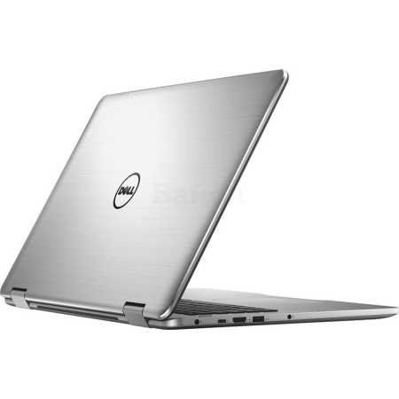 "Dell Inspiron 7778 17.3"", Intel Core i7, 2.5МГц, 12Гб RAM, DVD нет, 1Тб, Серебристый, Wi-Fi, Windows 10, Bluetooth"