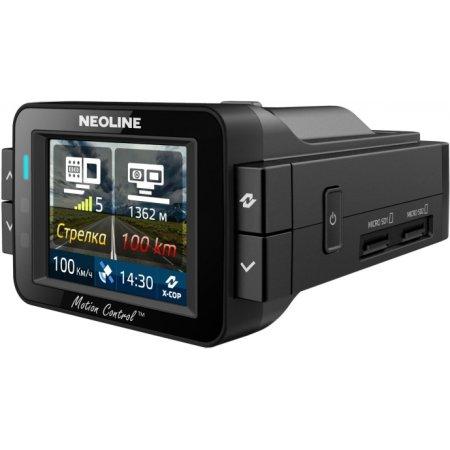 Neoline X-COP 9100 1920x1080, Ночной режим 1920x1080, Ночной режим