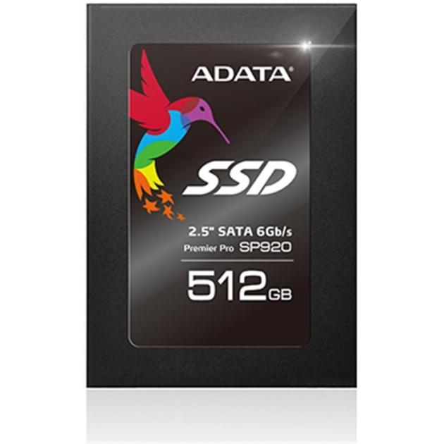 A-Data Premier Pro SP920 ASP920SS3-512GM-C