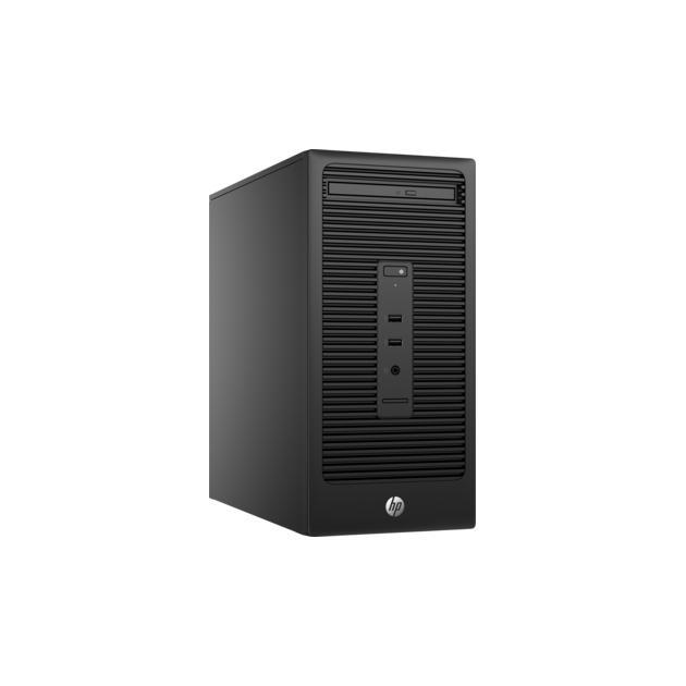 HP 280 G2 Intel Celeron, 2800МГц, 4Гб RAM, 500Гб, Win 10