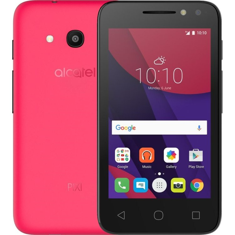 Alcatel Pixi 4 4034D Розовый