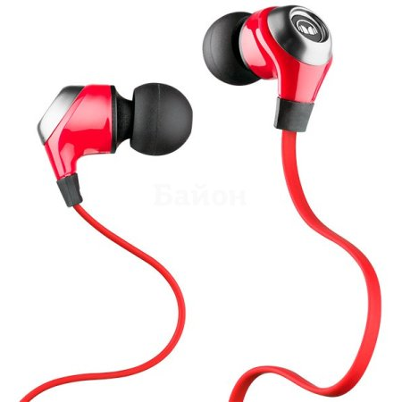Monster N-Lite In-Ear Красный