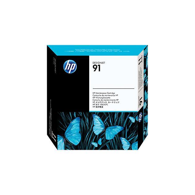 HP Inc. Cartridge HP №91 Maintenance  для HP DJ Z6100