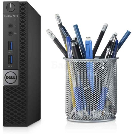 Dell OptiPlex 3040-9921 MFF, 3200МГц, 4Гб, Intel Core i3, 128Гб, Linux