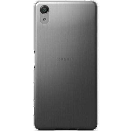 Sony Style Cover SBC28 for Xperia X Performance Прозрачный