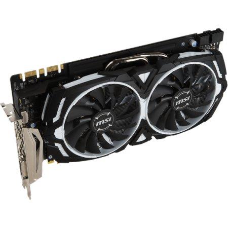 MSI NVIDIA GeForce GTX 1080 ARMOR 8G OC