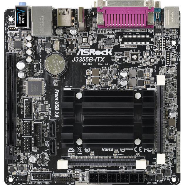 Asrock J3355B-ITX mini iTX