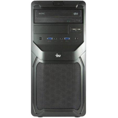 IRU Office 311 Intel Core i3, 3700МГц, 4Гб, 1024Гб, DOS, Черный