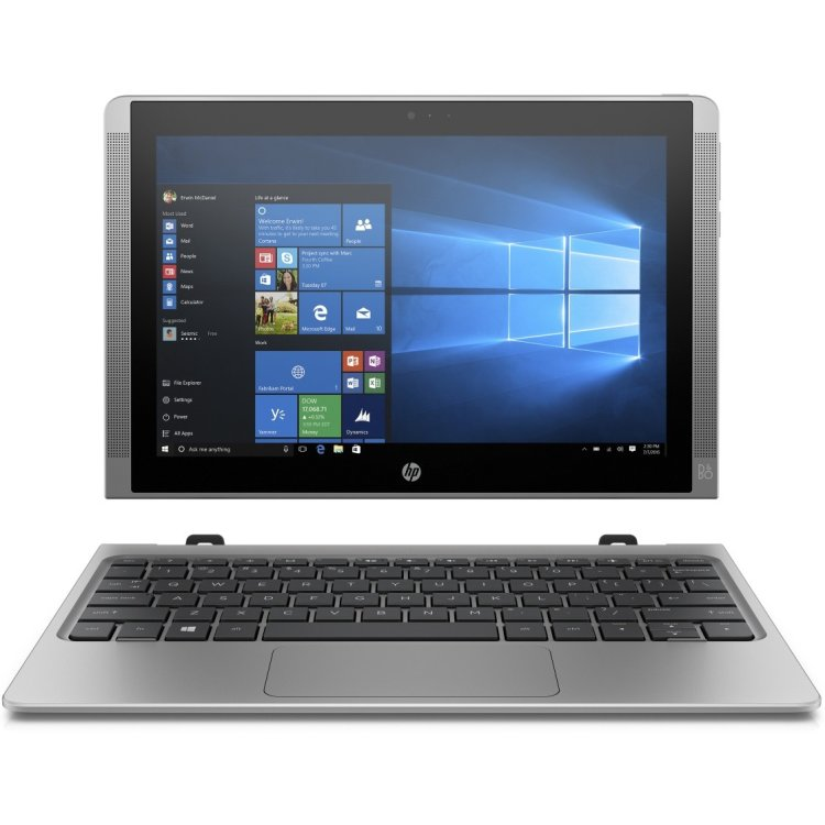"HP x2 210 G2 10.1"", Intel Atom, 1440МГц, 2Гб RAM, DVD нет, 32Гб, Wi-Fi, Windows 10 Pro, Bluetooth"