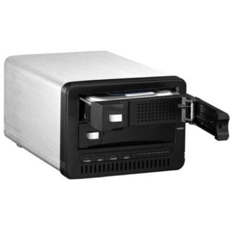 "Внешний корпус для HDD AgeStar 3U2B3A1 SATA II алюминий hotswap 3.5"""
