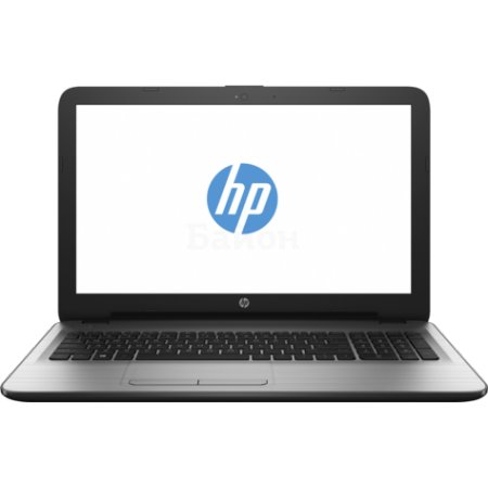 "HP 250 G5 15.6"", Intel Core i5, 2300МГц, 8Гб RAM, DVD-RW, 256Гб, DOS, Серый, Wi-Fi, Bluetooth"