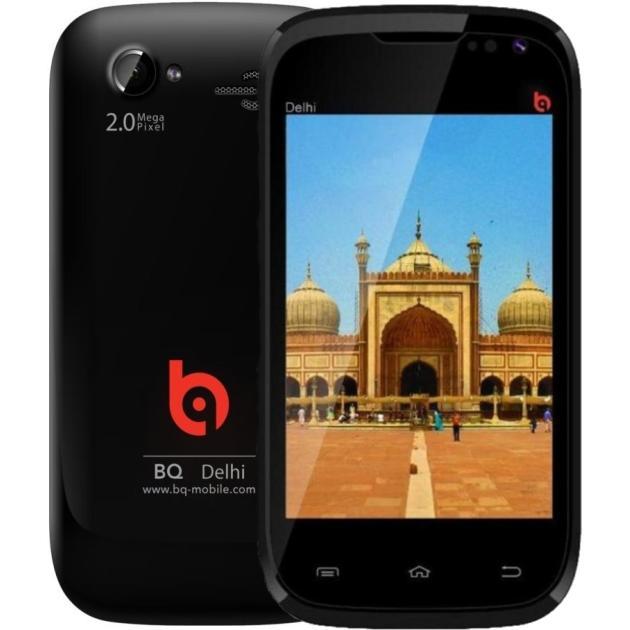 BQ BQS-3501 Delhi Черный