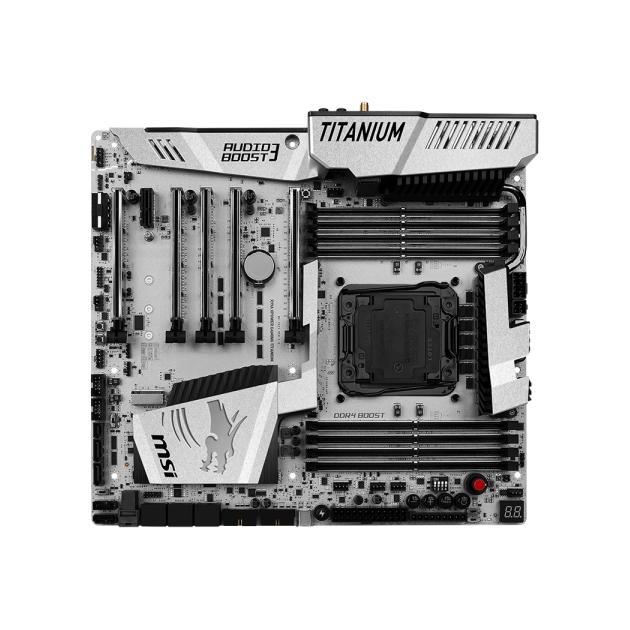 MSI X99A Xpower Ac ATX